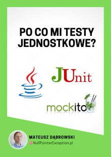 Ebook Po co mi testy jednostkowe?