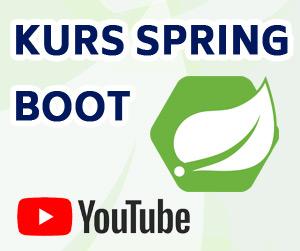 Kurs Spring Boot