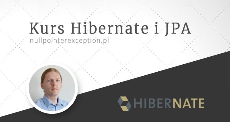Kurs Hibernate i Jpa